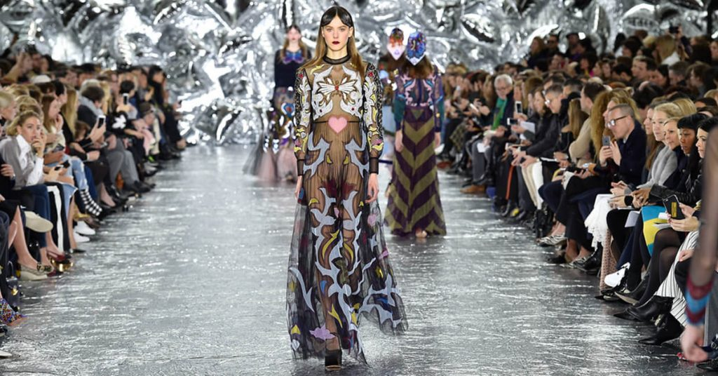 Mary Katrantzou - A Unique Statement of Surrealistic Style & Pathos