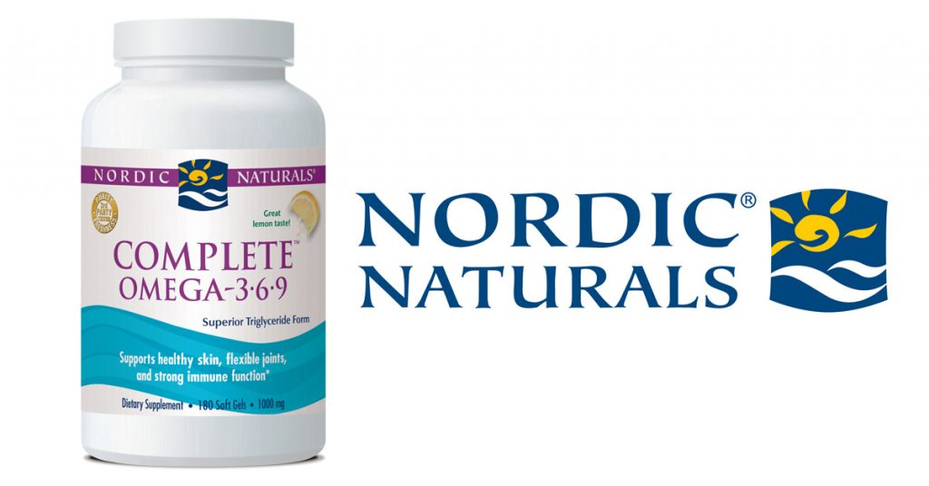 Nordic Naturals Complete Omega 3 6 9 + vit D Review (60 Capsules)