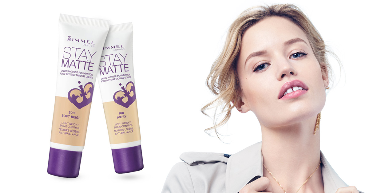 Rimmel Stay Matte Liquid Mousse Foundation Review