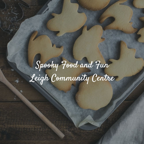 Spooky Food and Fun