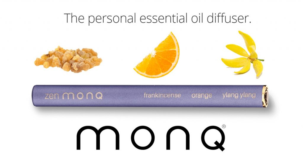 MONQ Review: The Personal Essential Oil Diffuser | Aromatherapy Device